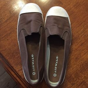 Airwalk slip on shoes
